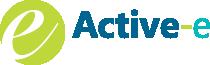 Active-e logo